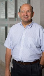 Arturo Pizano, Program manager for university relations for Siemens in Princeton, NJ